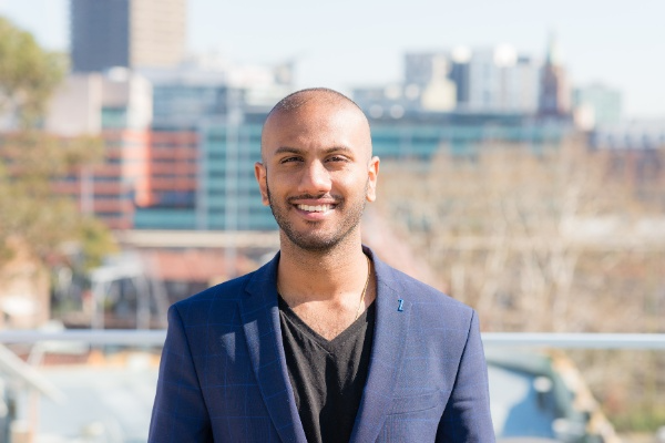 Vaibhav Namburi - Five2One founder - Emerging tech - Commswork best B2B tech PR agency Sydney Melbourne Brisbane