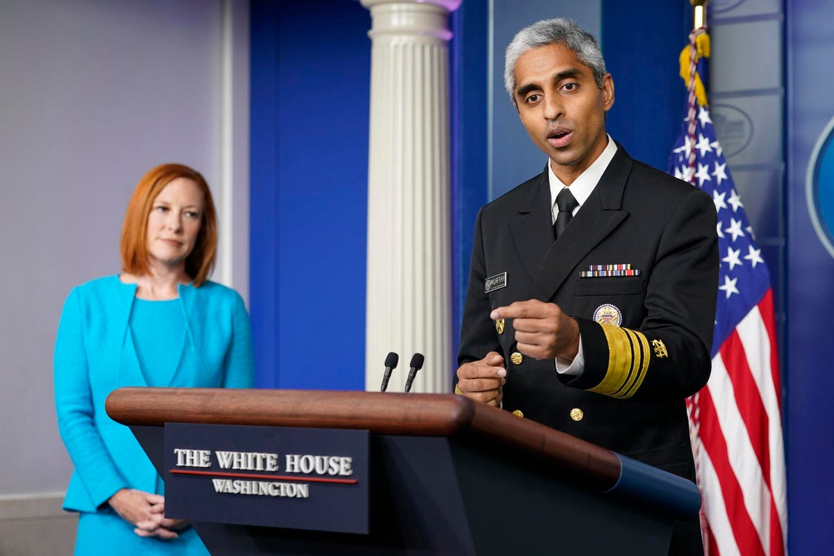 US Surgeon General - Associated Press